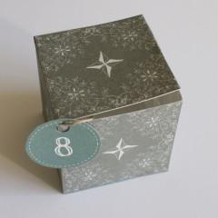 Коробочки для подарков своими руками. Шаблоны (1)
