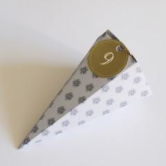 Коробочки для подарков своими руками. Шаблоны (7)