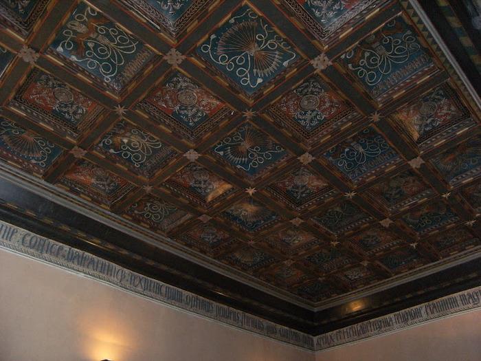 Замок Альхаферия (Castillo de Aljaferia) - жемчужинa испанского исламского наследия 29853