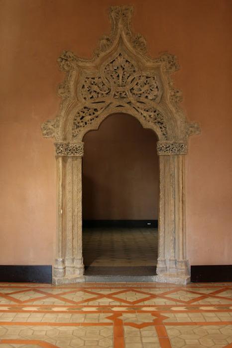 Замок Альхаферия (Castillo de Aljaferia) - жемчужинa испанского исламского наследия 41489