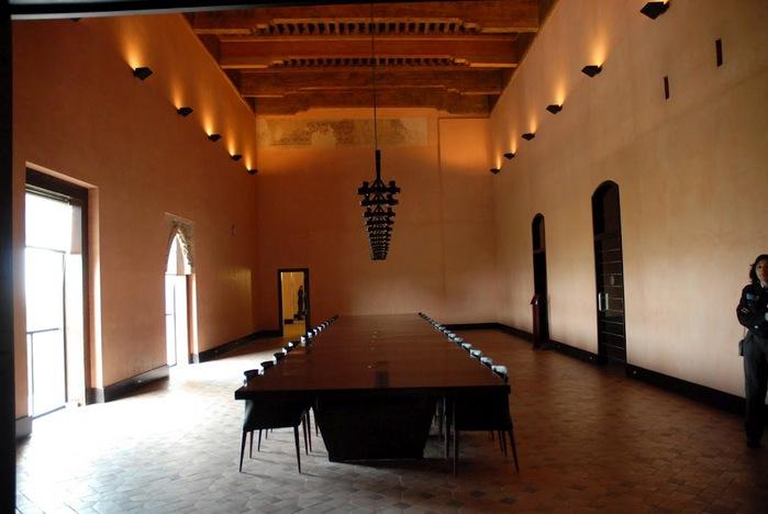 Замок Альхаферия (Castillo de Aljaferia) - жемчужинa испанского исламского наследия 34421