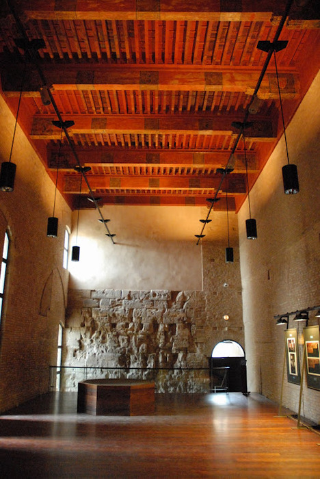 Замок Альхаферия (Castillo de Aljaferia) - жемчужинa испанского исламского наследия 27605