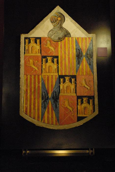 Замок Альхаферия (Castillo de Aljaferia) - жемчужинa испанского исламского наследия 47039