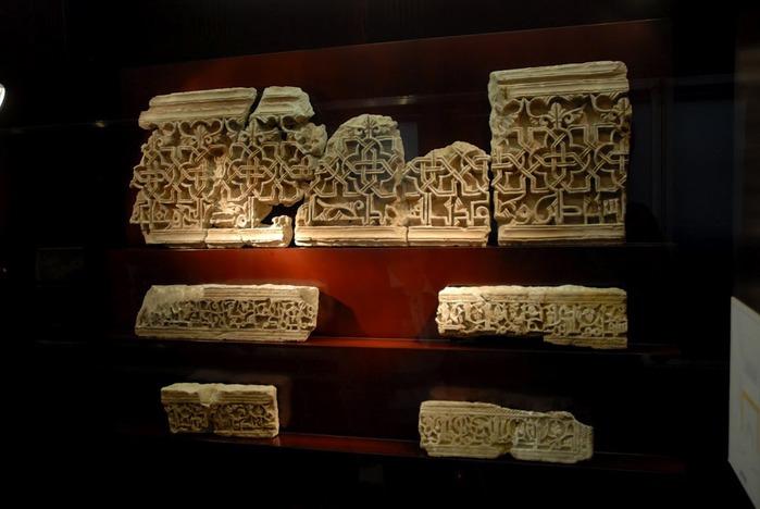 Замок Альхаферия (Castillo de Aljaferia) - жемчужинa испанского исламского наследия 86858