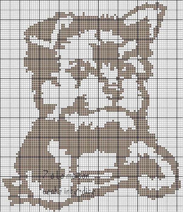 монохром4 (105) (603x700, 246Kb)