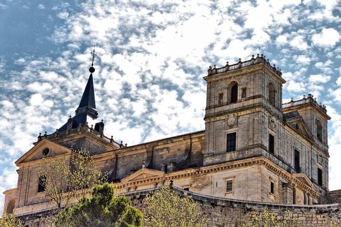 Монастырь де Уклес/ Monasterio de Ucles 80094