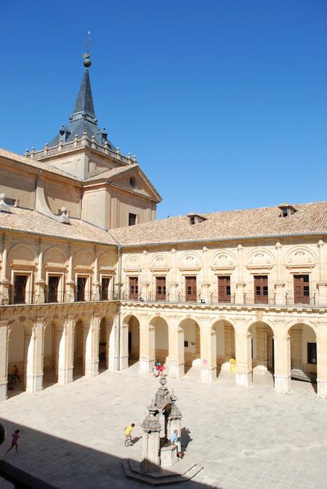 Монастырь де Уклес/ Monasterio de Ucles 76454