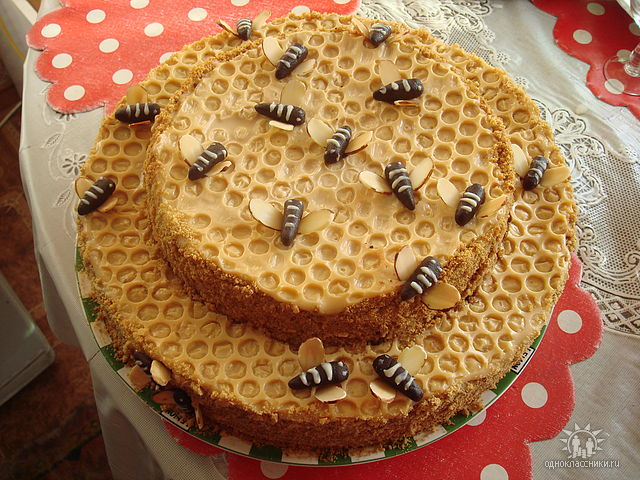 Как прикрасить торту