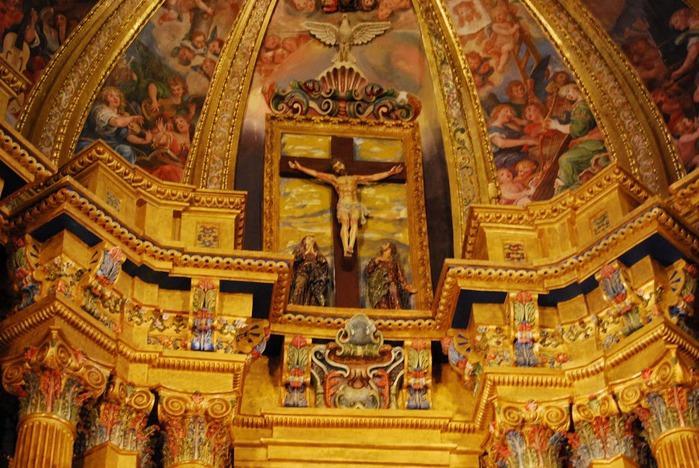 Монастырь де Уклес/ Monasterio de Ucles 13769