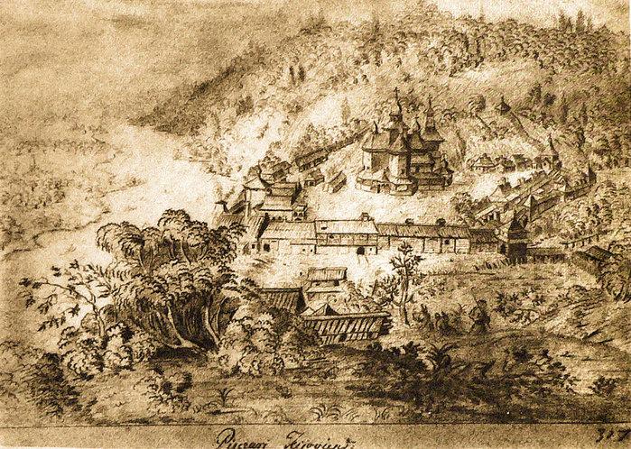 4 Межигірський монастир під Києвом (700x498, 200Kb)