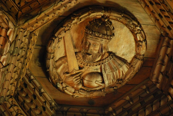 Монастырь де Уклес/ Monasterio de Ucles 86030