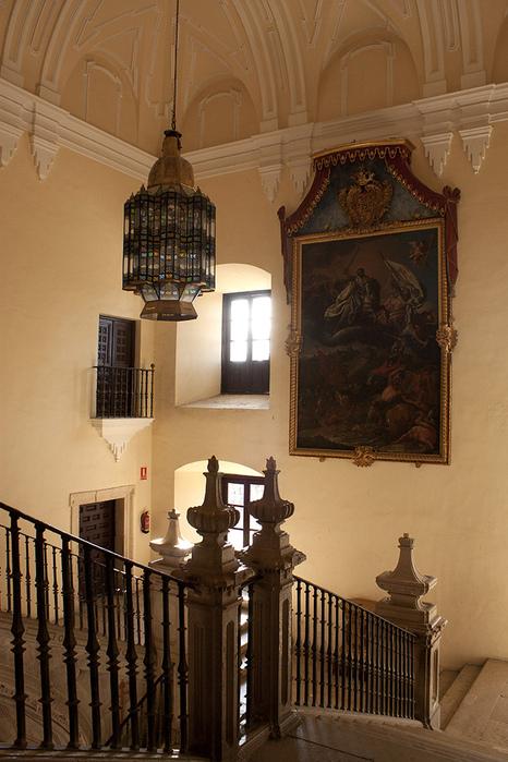 Монастырь де Уклес/ Monasterio de Ucles 91367