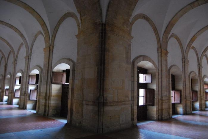 Монастырь де Уклес/ Monasterio de Ucles 73285