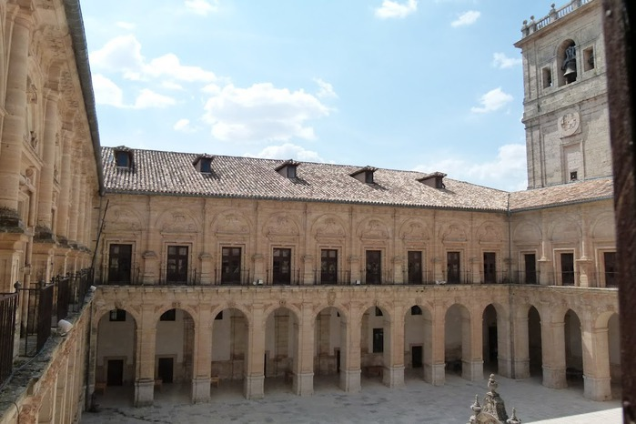 Монастырь де Уклес/ Monasterio de Ucles 69912