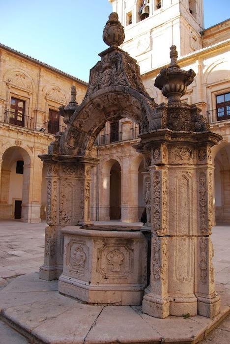 Монастырь де Уклес/ Monasterio de Ucles 67376