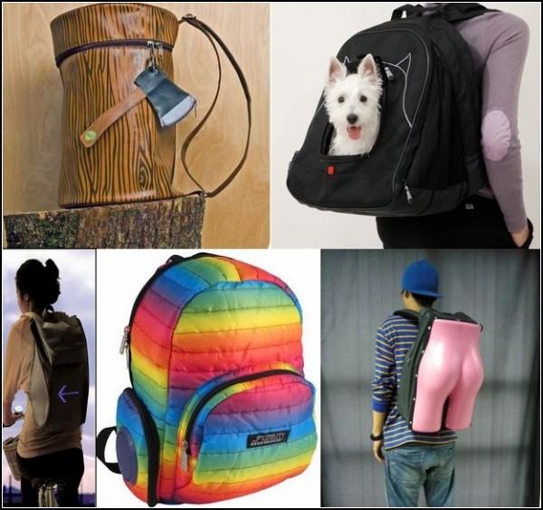 Крутые рюкзаки своими руками