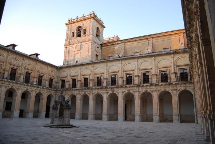 Монастырь де Уклес/ Monasterio de Ucles 78465