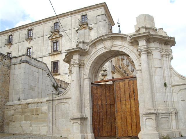Монастырь де Уклес/ Monasterio de Ucles 46318