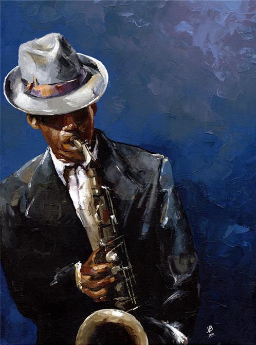 BB King The Blues