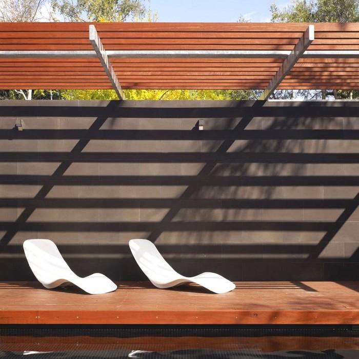 Австралийский частный дом в стиле минимализм 3 (700x700, 113Kb)