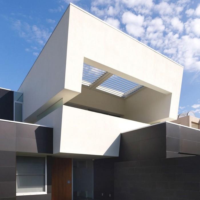 Австралийский частный дом в стиле минимализм 11 (700x700, 69Kb)