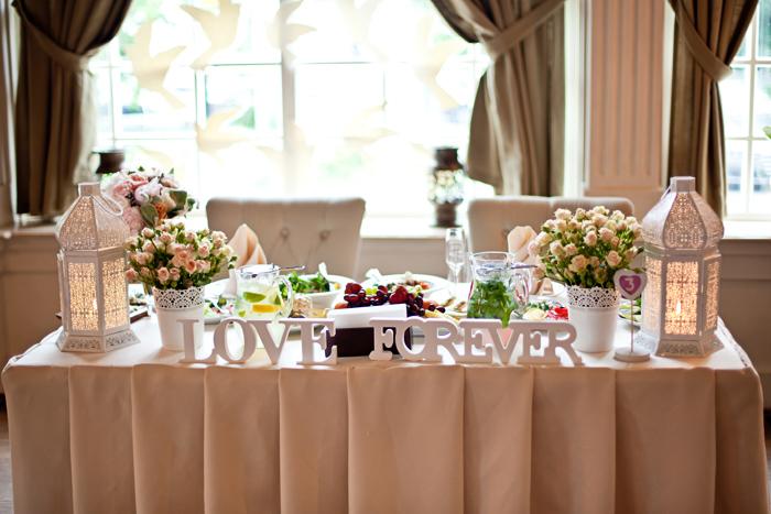 С Стол для невесты своими руками