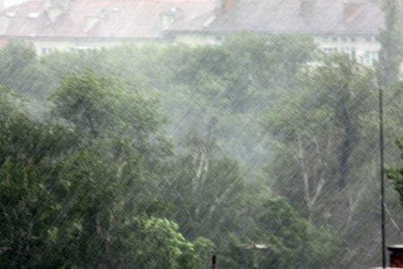 Закончилось лето и начался... дождь.