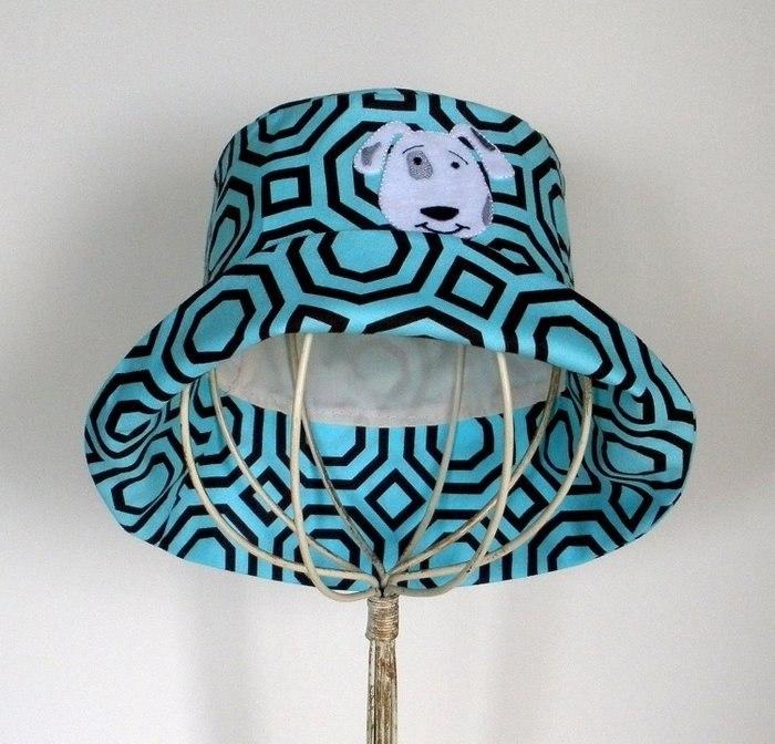 Как пошить шляпку для девочки
