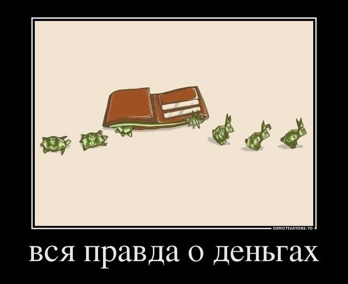 Деньги, как они есть...