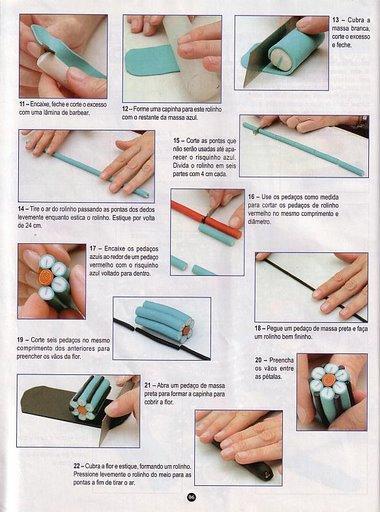 Полимерная глина фимо мастер классы