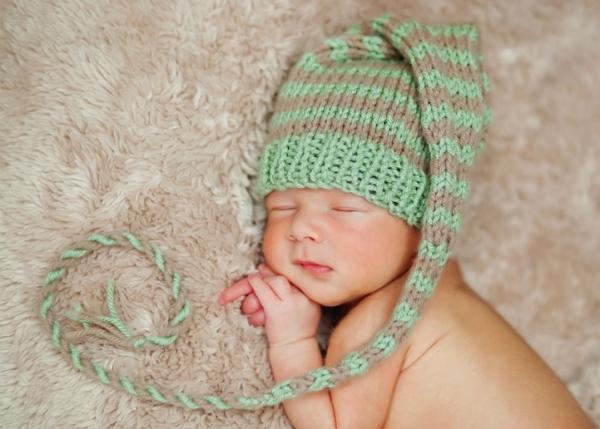 Спящие малыши в фотопроекте sweet bambini