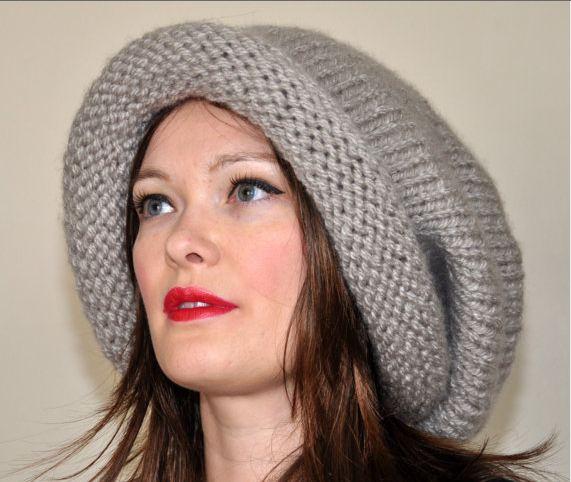 Узоры для шапок спицами (18 фото красивые узоры)