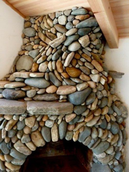 Декоративный камень своими руками для дачи