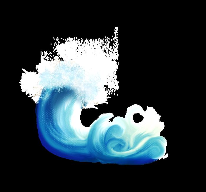 Волна пнг