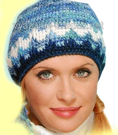 Шапки 2011 2012 вязание шапок женские