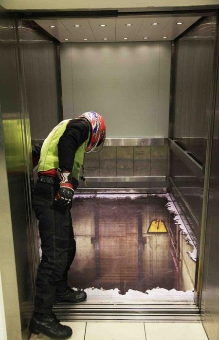 лифт без пола в лондоне Southside 4 (450x700, 195Kb)