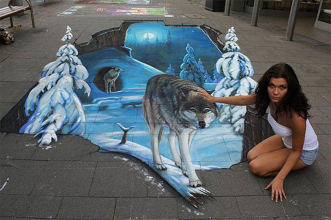 стрит арт граффити Николая Арндта 3 (680x453, 79Kb)