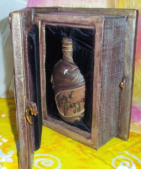 Бутылку своими руками книги