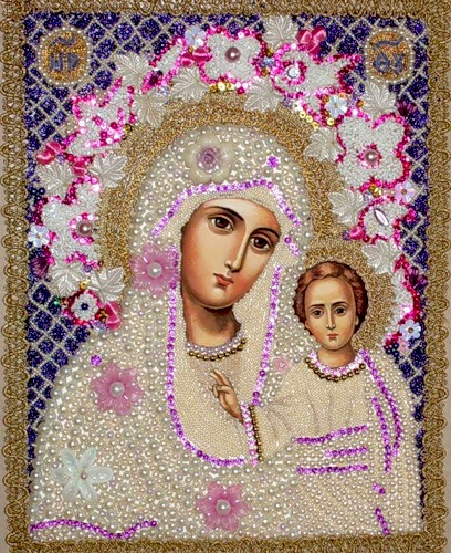 Акафист всем иконам божией матери текст