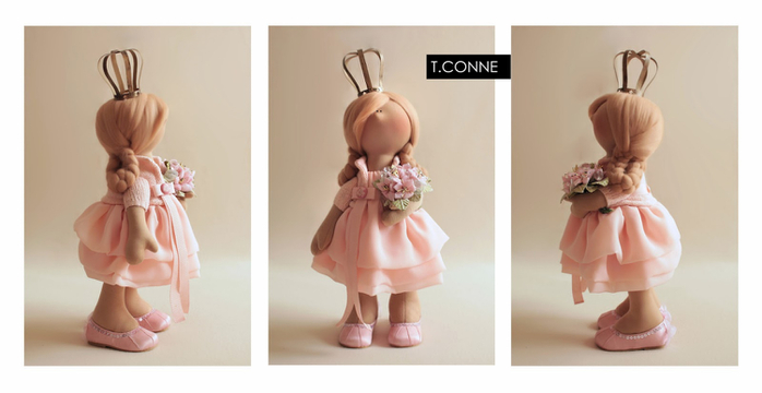 Куклы коннэ своими руками мастер класс