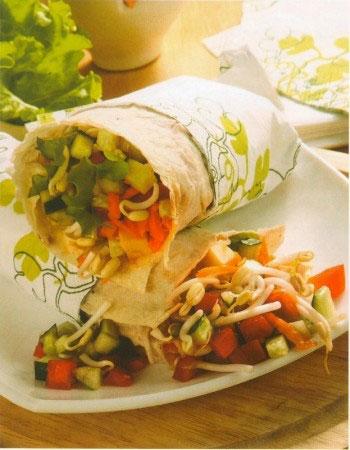 лаваш с овощами (350x450, 45Kb)