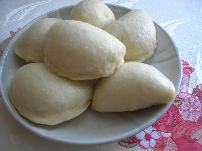 Рецепт тесто на кефире для вареников с картошкой с фото пошагово
