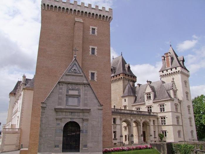 Замок По - Родовой замок Бурбонов 68381