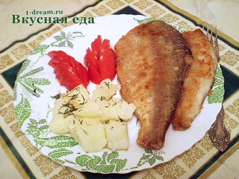 Блюда из леща рецепты простые и вкусные