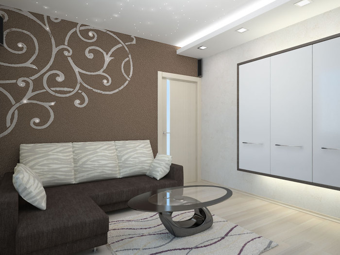Проект комнаты своими руками