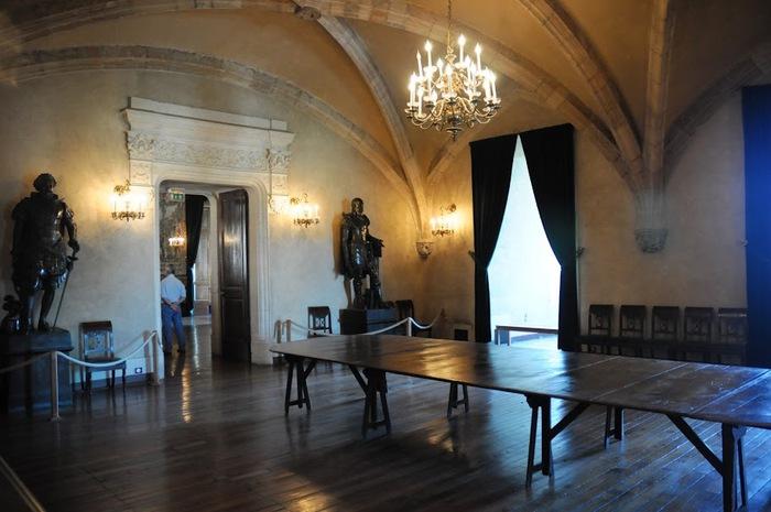 Замок По - Родовой замок Бурбонов 38599