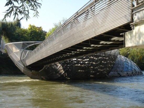 Aiola Island Bridge граце австрия 3 (550x413, 66Kb)