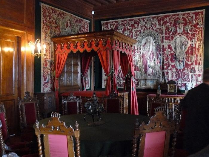Замок По - Родовой замок Бурбонов 58590