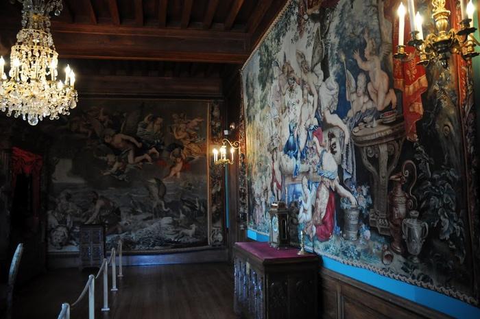 Замок По - Родовой замок Бурбонов 23254