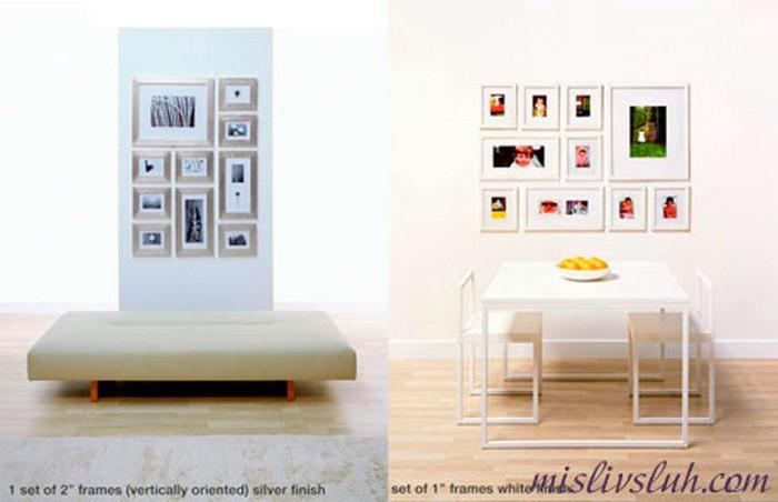 Как повесить картину или фотографию 15 (700x452, 47Kb)